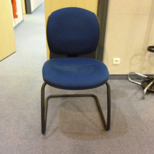 Visitor chair - black legs