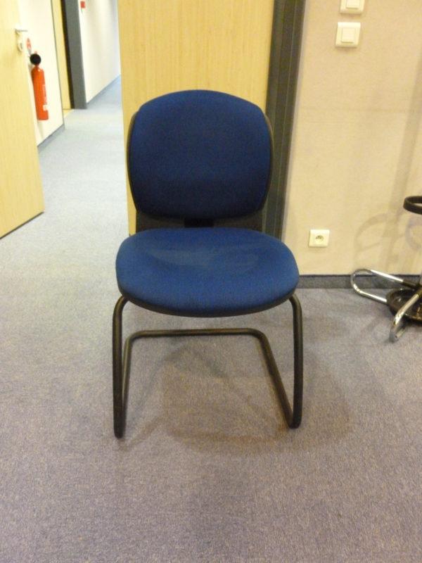 Visitor chair - black legs